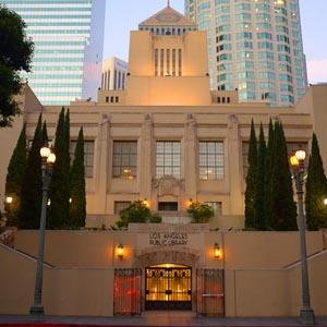 LA Main Library